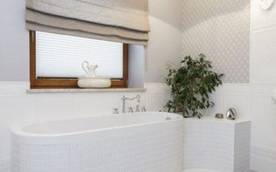 Jakie rolety wybrać do łazienki?